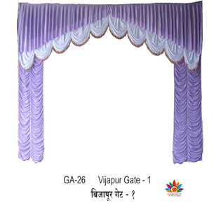 Cloth Gate